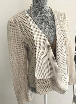 Nude jacket large for Sale in Miami, FL