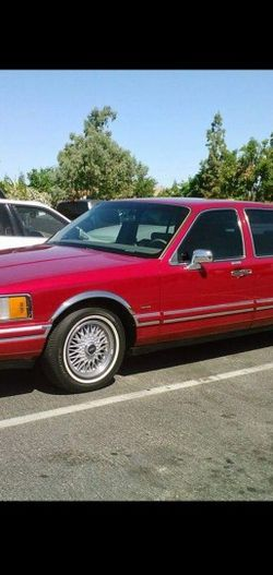 1994 Town Car Continental for Sale in Bakersfield,  CA