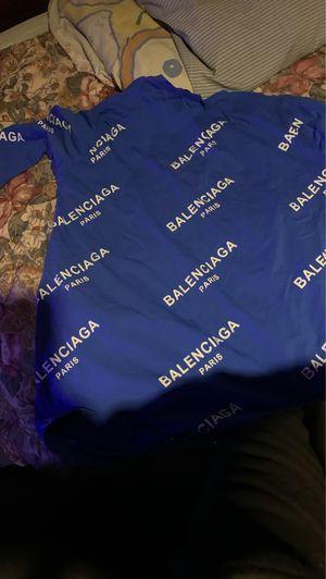 Official Balenciaga LongSleeve Shirt for Sale in Washington, DC
