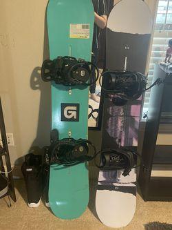 Burton 2021 Snowboard for Sale in Vancouver,  WA