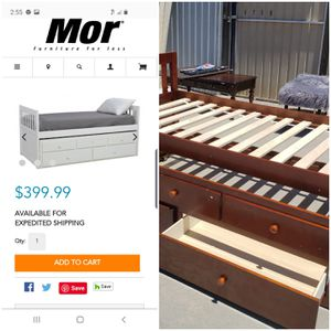 Twin bed for Sale in Fresno, CA