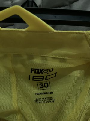 Fox riding pants for dirtbike/fourwheeler for Sale in Flint, TX
