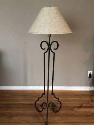 Floor lamp for Sale in Fort Hunt, VA