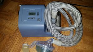 Philips Respironics SleepEasy CPAP Machine with Built-In Heated Humidifier for Sale in New Braunfels, TX