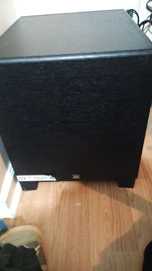 Mtx 12 in powered subwoofer for Sale in Milton, WV