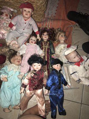 Antique dolls for Sale in Miami, FL