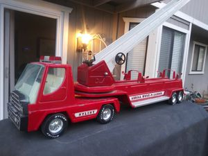 1960s nylint hook and ladder fire truck. No side ladders for Sale in Elk Grove, CA