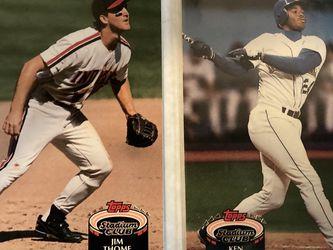 Baseball Cards + Bonus for Sale in Delray Beach,  FL