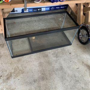 Fish Tank for Sale in Raymond, WA