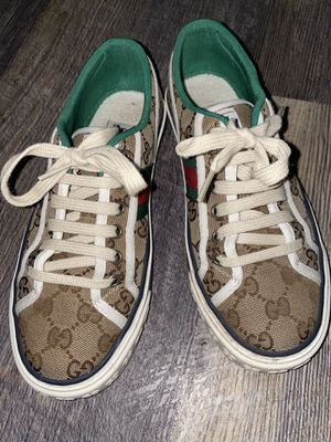 Gucci tennis shoes for Sale in Brentwood, CA