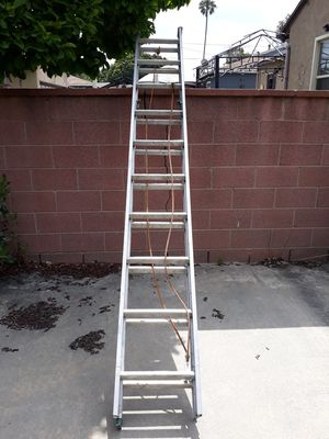 Like a 20 foot ladder not sure of size for Sale in Whittier, CA