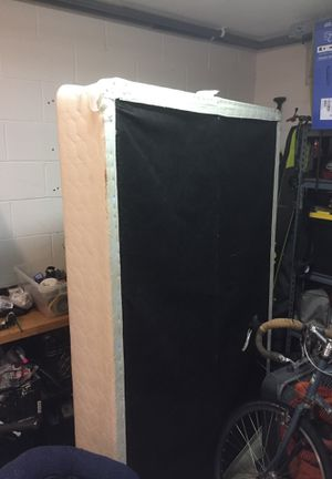 Free full size box spring for Sale in San Diego, CA