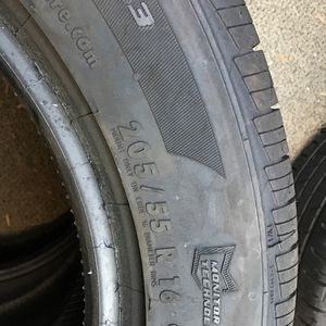 5Tires 205/55/16 for Sale in National City, CA