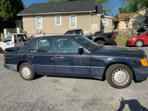 1992 Mercedes 300D 2.5Turbo . Diesel for Sale in Capitol Heights, MD