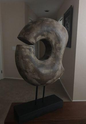 FANCY ART SCULPTURE/DECORATION for Sale in Del Mar, CA
