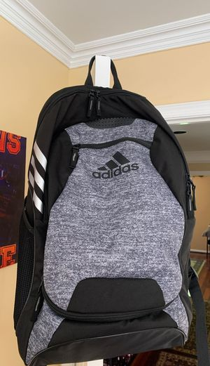 Adidas grey backpack for Sale in Springfield, VA