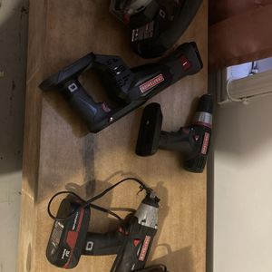 Power Tools Ever One You Need All Work 3 Batteries for Sale in St. Louis, MO