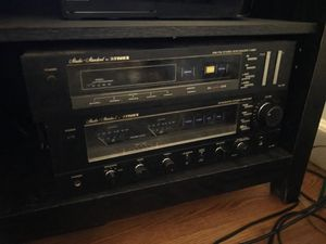 Fisher stereo system for Sale in Wyandotte, MI