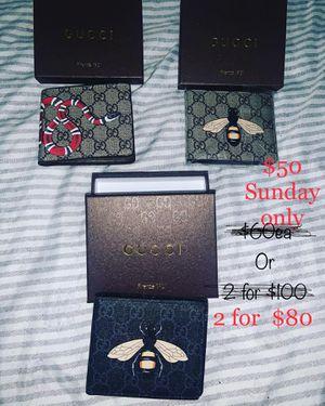 Men's wallets for Sale in South Gate, CA