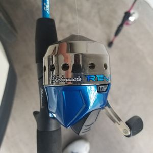 2 Fishing Poles Shakespeare Reverb His And Hers for Sale in Scottsdale, AZ