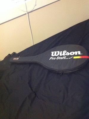 Wilson pro staff tennis racket for Sale in Lake Oswego, OR