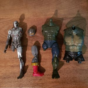 Marvel Legends Build a Figure parts for Sale in Bloomington, CA