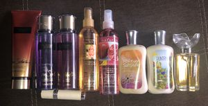 Body lotion, cream and perfume for Sale in Chino, CA