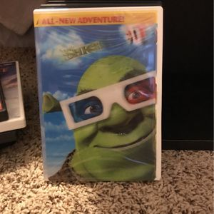 Shrek 3D Movie And Others for Sale in Virginia Beach, VA
