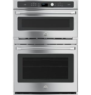 GE MICROWAVE ON TOP OVEN ON BOTTOM for Sale in Gresham, OR
