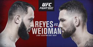 5 UFC Reyes VS Weidman Floor B Row 4 for Sale in Boston, MA