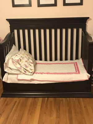 Baby Dreams crib/toddler bed for Sale in Potomac, MD