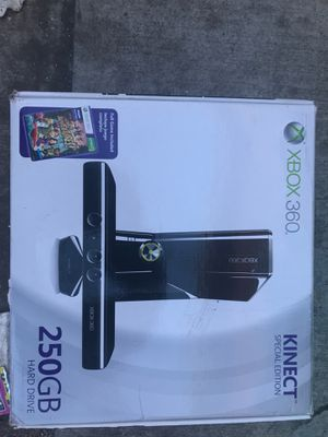 Xbox360 Kinect special edition for Sale in Hayward, CA