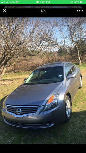 2008 Nissan Altima for Sale in Tyler, TX