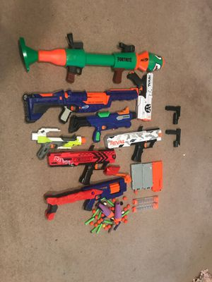 Nerf guns for Sale in Royston, GA