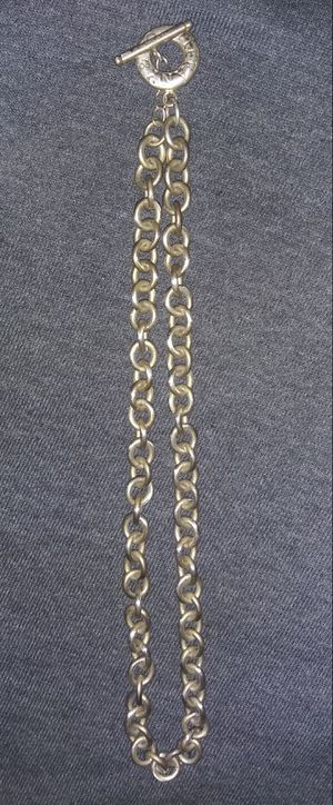 Tiffany & Co. necklace .925 for Sale in Ceres, CA