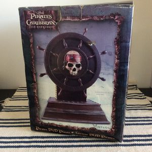 Disney Pirates of the Caribbean DVD Player CD Audio -OPEN BOX TESTED MODEL PC700 for Sale in Troutman, NC