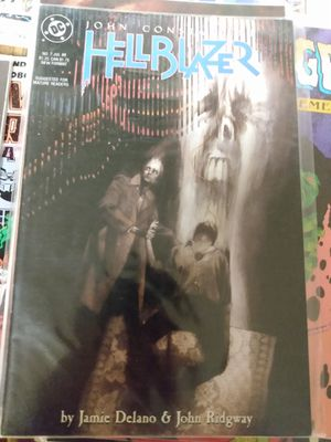 John Constantine hellblazer #7 for Sale in San Pablo, CA
