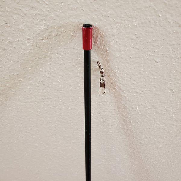 Ninja turtle fishing rod