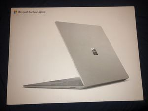 Microsoft Surface Laptop 13 inch for Sale in Sanford, FL