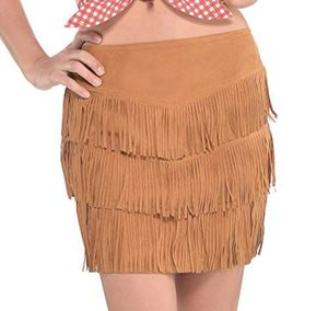 West Fringed Skirt for Halloween Costume Adult Standard NEW for Sale in Cheshire, CT