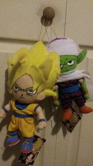 Dragon Ball Z Plush Figures for Sale in Cleveland, OH