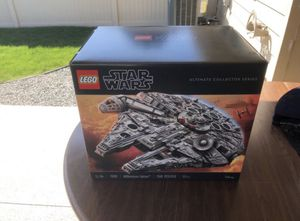 LEGO UCS Millenium Falcon Star Wars 75192 New In Box Sealed for Sale in Wenatchee, WA