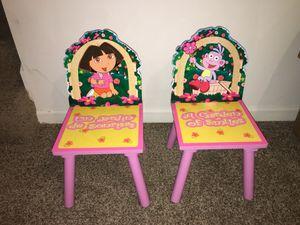Dora Children's Chairs for Sale in Atlanta, GA