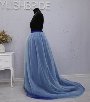 Custom Tulle Wedding Skirt size 10-14 for Sale in Tacoma, WA