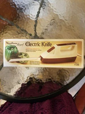 Electric knife for Sale in Clinton, MD