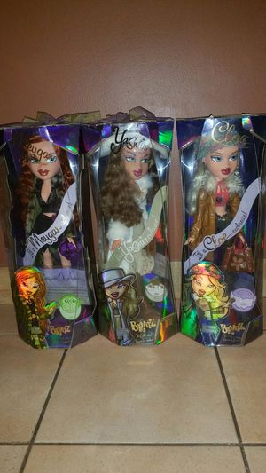 Bratz Dolls Limited Collector's Edition for Sale in Miami, FL