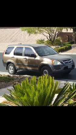 Honda crv 02 for Sale in Las Vegas,  NV