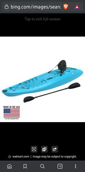New Lifetime Hudros 85 Kayak for Sale in Mission Viejo, CA