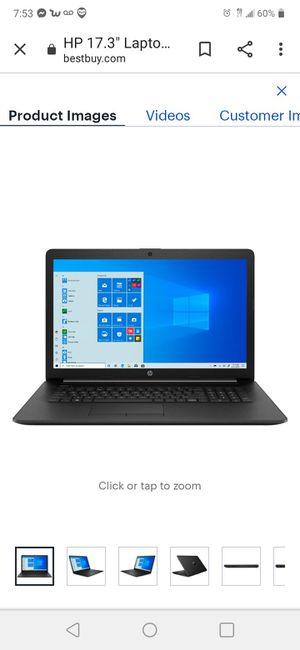 "HP - 17.3"" Laptop - Intel Core i5 - 8GB Memory - 256GB SSD - for Sale in Vallejo, CA"