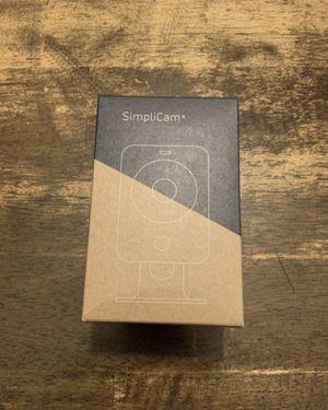 SimpliSafe Cam for Sale in St. Petersburg, FL